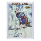 Reggie Wayne RC Auto2001 Bowman's Best Autographed Rookie BB-RW Colts