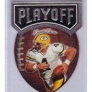 Brett Favre 1998 Playoff Absolute Die-cut #4 Packers HOF