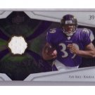 Ray Rice RC Jersey Ravens 2008 UD Icons Future Star Materials #FSM32 Rookie