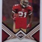 Frank Gore 2010 Leaf Limited Jersey #83 Colts, 49ers #/199