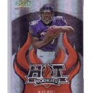 #/999 Ray Rice RC  2008 Score Select Hot Rookies #HR24 Ravens