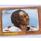 Roddy White SP RC 2005 Topps Heritage Rookie Falcons #346