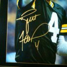 "Brett Favre signed Large Photo 22"" x 38"" Autographed Green Bay Packers Coa"