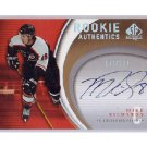 #/250 Mike Richards 2006 SP Authentic Rookie Autographed #ramr Kings Flyers
