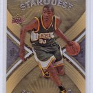 Kevin Durant OKC Thunder 2008-09 Starquest Gold Parallel #SQ9 Warriors