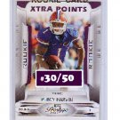 Percy Harvin SP RC 2009 Prestige Xtra Points Purple #187 Vikings, Seahawks Bills #/50