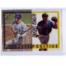 Derek Jeter/Alfonso Soriano Yankees 2000 Topps Gallery Proof Positive #P2  Cubs