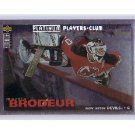 Martin Brodeur 1995-96 Platinum Players Club UD Collector's Choice #204 Devils