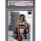 Pau Gasol RC 2001 UD Ovation #92 PSA 10 Lakers, Grizzlies #510/625