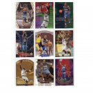 Kevin Garnett 25 Card Lot. Inserts, SP Rookie, Game-Used Celtics Timberwolves