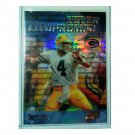 Brett Favre 1999 Stadium Club Chrome Never Compromise Refractors #NC35 Packers