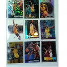 Shaq Premium & Inserts Lot. 9 Cards Lakers Heat Celtics Nice! Shaquille