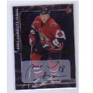 Marian Hossa 2000-01 Be a Player Autograph Blackhawks, Red Wings, Senators