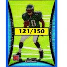 DeSean Jackson 2008 Bowman Chrome Blue Refractor RC #BC93 Eagles