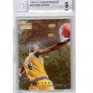 Kobe Bryant RC 1996-97 Skybox Premium RC #55 BGS 9 Mint Lakers