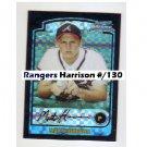 Matt Harrison 2003 Bowman Chrome XFractor RC #BDP57