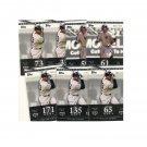 Alex Rodriguez 2007 Topps Moments & Milestones #/150 (7 Cards) Yankees