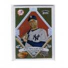 Derek Jeter  2010 Topps Tribute #80 T205 Yankees