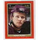 Corey Perry RC 2005-06 Beehive Red #104 Anaheim Ducks