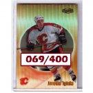 Jerome Iginla 1998-99 Bowman's Best Refractor #65  Flames