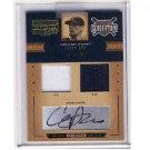 Cliff Lee Auto 2005 Prime Patches Next Generation Autograph Jerseys #NG-9 Phillies