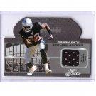 Jerry Rice 2003 Flair Game-worn Jersey #CC-JR Raiders, 49ers
