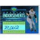 Paul Maholm 2006 Upper Deck Special F/X Special Endorsements Braves Autograph