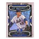 Matt Harvey 2012 Bowman Platinum Top Prospects #TP-MH New York Mets