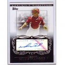 Mike Napoli 2007 Topps Moments & Milestones Autograph #RAMN Indians Red Sox