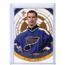 Barret Jackman 2002-03 Private Stock Reserve Moments in Time #7 Blues