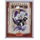Dustin Brown  2005-06 Flair Showcase Inks Autograph #I-DU Kings