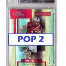 Philip Rivers #/100 RC 2004 Prestige Xtra Points Red RC #153 Chargers