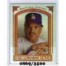 Mike Piazza 1998 Leaf Heading to the Hall #16 of 20 Dodgers, Mets #/3500