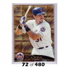 Mike Piazza 1999 Pacific Prizm Gold #96 Dodgers, Mets #/480
