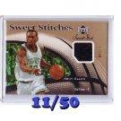 Tony Allen 2006-07 Sweet Shot Rookie Relic #SS-TA Grizzlies #/50