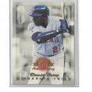 David Ortiz RC 1998 Leaf Gold Leaf Rookie #183  Twins, Red Sox