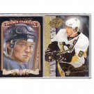 Pittsburgh Penguins 2-Card Lot  Mario Lemieux & Sidney Crosby