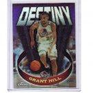 Grant Hill Refractor 1997-98 Topps Chrome Destiny Refractors #D1
