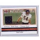 Brian Urlacher 2002 Fleer Premium Prem Team Jerseys #BU Bears