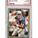 Drew Bledsoe 1993 Bowman Foil RC #280 PSA 10 Gem Mint Bills, Patriots
