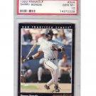 Barry Bonds 1993 Pinnacle #504 PSA 10 Gem Mint Giants