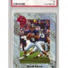 Brett Favre RC 1991 Classic 4 Sport #129  Packers, Vikings, Jets, Falcons PSA 9 Mint Rookie