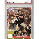 Brett Favre RC 1991 Pro Set Spanish #262 Packers, Vikings, Jets, Falcons PSA 9 Mint Rookie