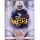 Pierre Garcon 2008 Threads Rookie #225 RC Colts, Redskins #/250