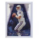 Peyton Manning  2006 SPx SPxclusives #EXPM Colts, Broncos #/650