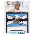 Cam Newton 2011 Donruss Elite Rookie NFL Team Logo #30A  RC #/999 Panthers