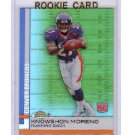 Knowshon Moreno 2009 Finest Refractor RC #90 Broncos #096/429