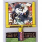 Emmitt Smith 1996 Pacific The Zone #6 Cowboys