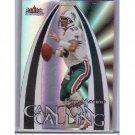 Dan Marino 2000 Fleer Mystique Canton Calling #3 of 10 CC Dolphins