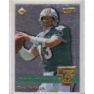 Dan Marino 1999 Edge Supreme T3 #T3-08 Dolphins HOF